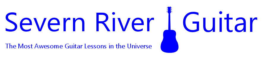 Severn River Guitar header image