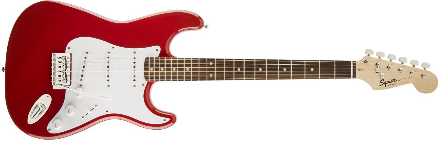 The Best Cheap Electric Guitar: Fender Squier