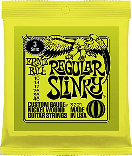beginner electric guitar strings