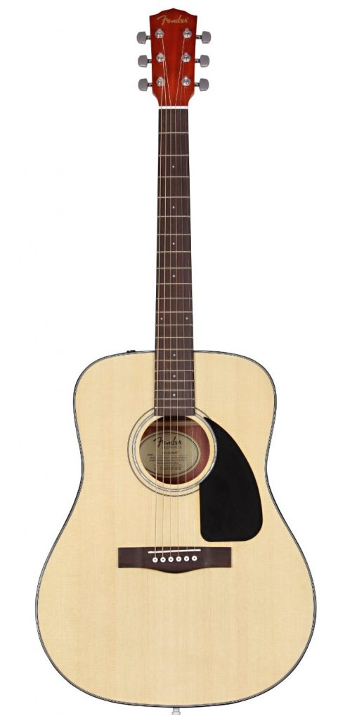 cheap easy acoustic guitar to play