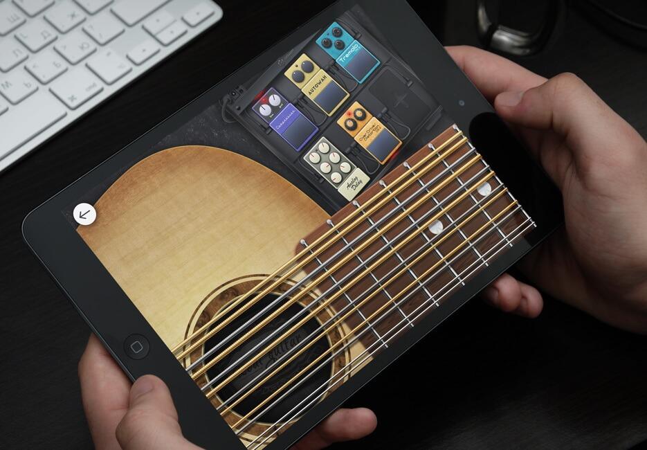 Do guitar apps work?