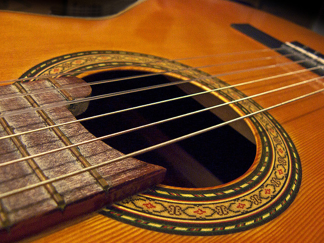 Classical Guitar Lessons Online